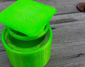 Mosquito bug ant trap 3D print model