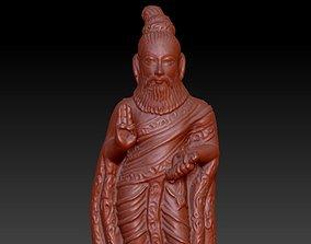 Indian Tamil Ancient Saint 3D printable model