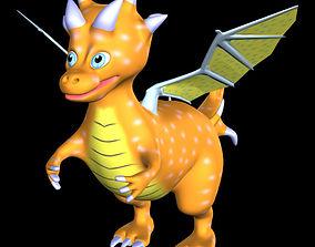 realtime Dragon model