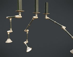 Laboratory Lamp 3D model