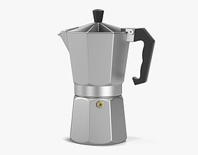 3D model appliance Coffee Pot