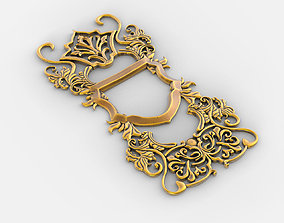 3D printable model Set Heraldry Pattern 1 decoration