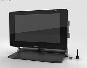 3D model Wacom Cintiq 27QHD Touch