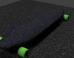 3D printable model Skateboard