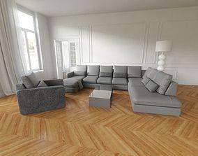 3D model Furniture 01 am167