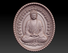 Buddha Pendant decoration 3D print model