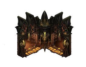 3D Tang Evil creatures - windows 07