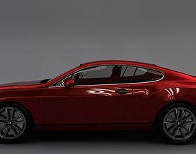 3D Bentley Continental SuperSport