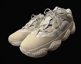 YEEZY 500 - Desert Rat - Kanye West - Streetwear 3D asset