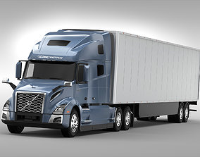 3D Volvo VNL Series 2019
