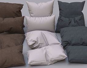 3D Pillow set interior