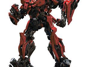 Cliffjumper Transformer 3D model