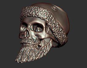 Bearded bead 3D printable model