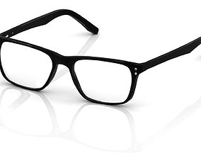fashion-and-beauty Eyeglasses for Men and 3D print model