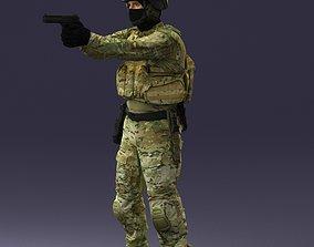 Soldier 0510 3D