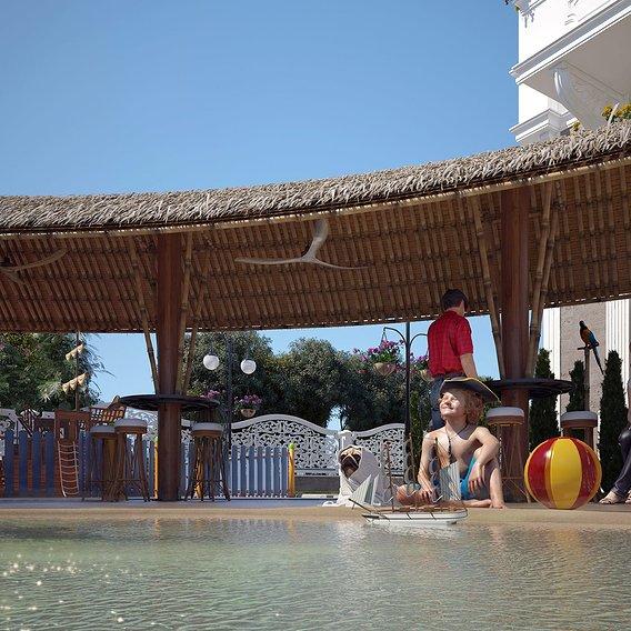 Hotel in Sunny beach Bulgaria
