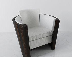 armchair 38 am142 3D model