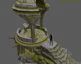 old temple 3D