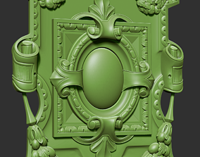Classic panels 3D print model