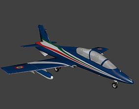 Aermacchi MB 339 3D model