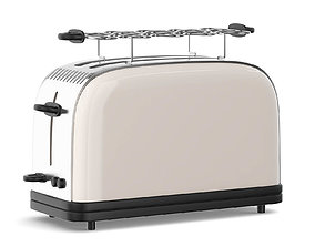 Toaster 3D Model other