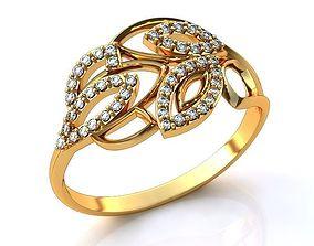 Golden Ring BK015 3D
