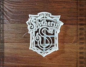 Slytherin Harry Potter 3D printable model