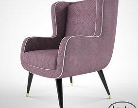 3D Baxter Dolly armchair