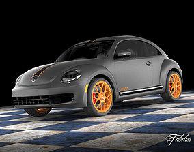 Volkswagen Maggiolino RS 2 0 3D model