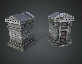 3D model Old Tomb