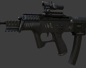 t-5 SMG 3D