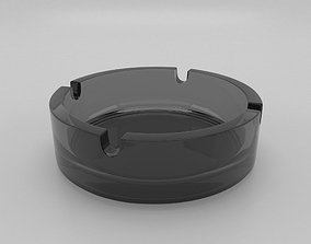 ashtray 3D model model