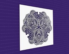 pattern Mandala 3D