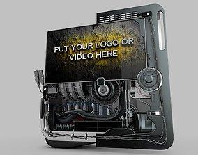 3D Engine-Video-Screen