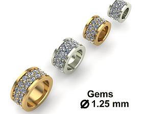 CHARMS 3D print model jewel