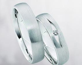 Wedding ring 110 3D printable model