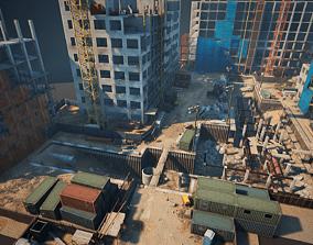 3D asset Construction Site