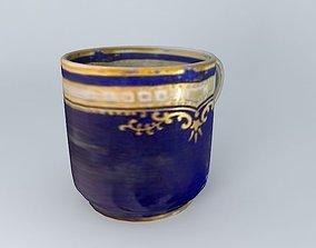 TITANIC1st Class Tea Cup Relic 3D model