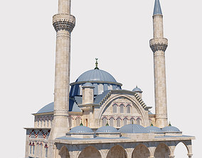 3D Muradiye Mosque