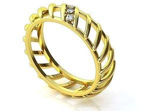Ring BK107 3D