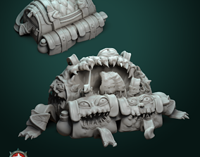 3D printable model Mimic Bag and Bag pre-supported