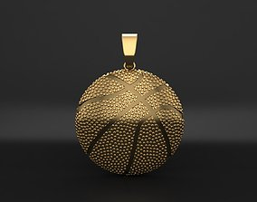 3D print model pendants Pendant basketball
