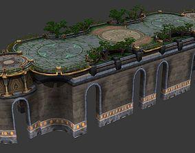 game scene Arena 3D model