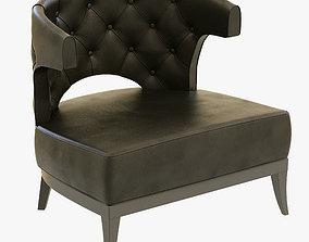 3D model Brabbu Kansas Armchair