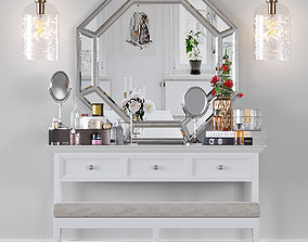 Dressing table 02 3D