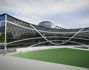 Science centre 3D