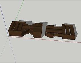 Belt Buckles 3D print model
