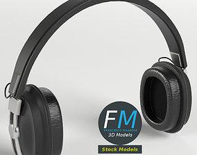 3D Hi-Fi headphones