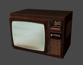 Soviet TV GameReady 3D model