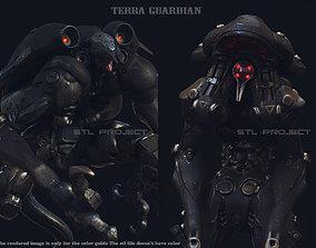 3D model Terra Guardian figure